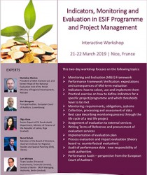 indicators-monitoring-and-evaluation-in-esif-programme-and-project-management