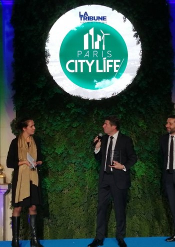 Grand Prix de l'initiative smart city 2019