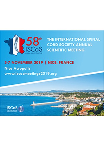 iscos-2019-58th-international-spinal-cord-society-iscos-annual-scientific-meeting