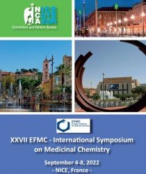 xxvii-efmc-international-symposium-on-medicinal-chemistry-efmc-ismc-2022